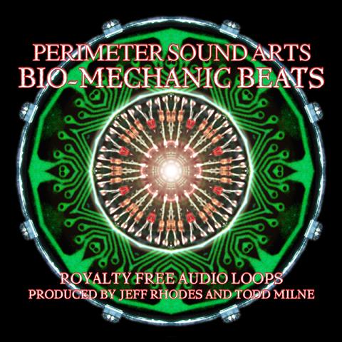 Product picture Bio MechanicBeats AppleGarageband.zip